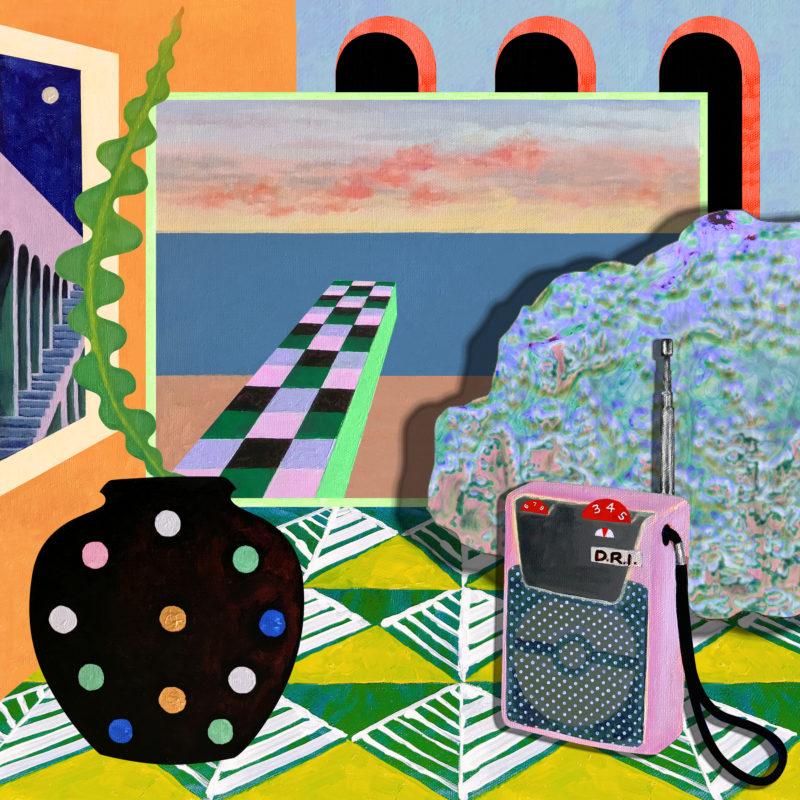 Dubalonia Radio International Cover 6000